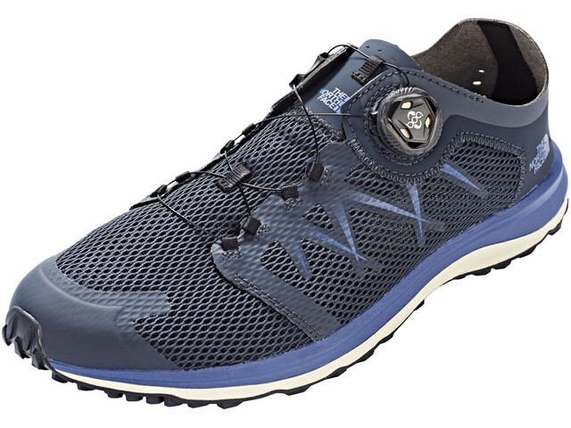 The North Face Litewave Flow Boa - Chaussures Homme - bleu